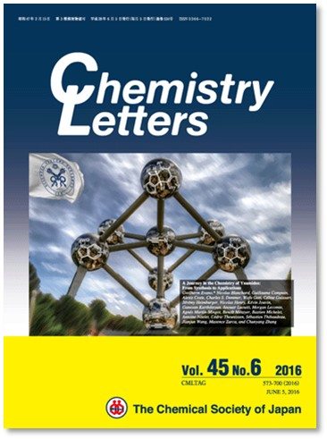 Chem Lett cover 2016